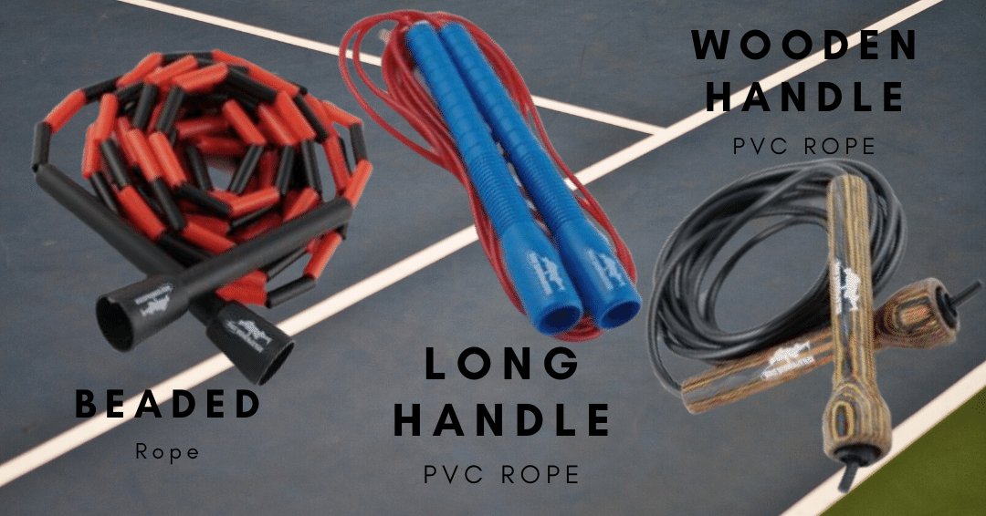 Types of Jump rope